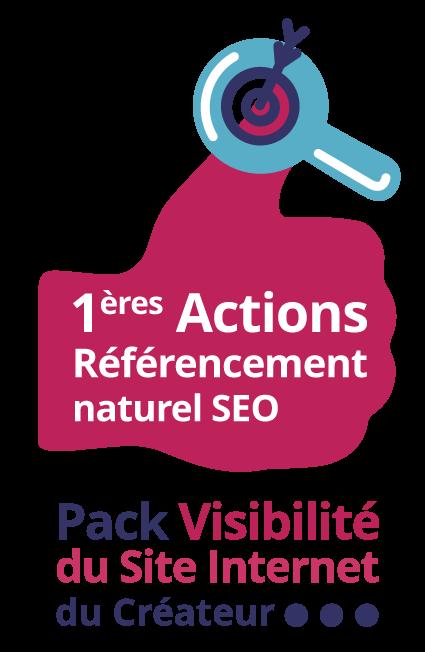 Pack visibilité site web du créateur : Comment optimiser le référencement naturel SEO d'un site Internet - Agence ekooo Maisons-Alfort (94)