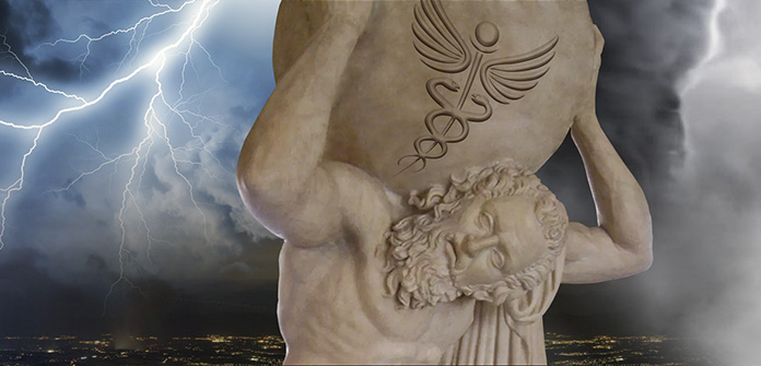 Covid 19 : Atlas - Le monde porté par les soignants